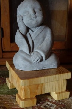 Support Bouddha