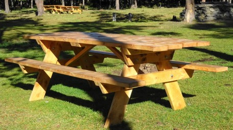 Table forestière