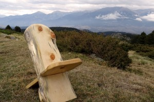 Chaise de plein air Cerdane
