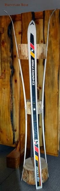 Porte manteau Ski