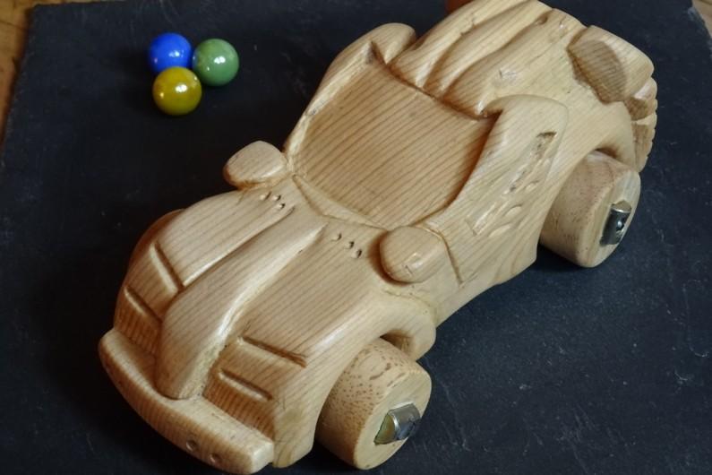 voiture super-heros