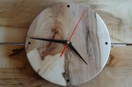 Horloge récup