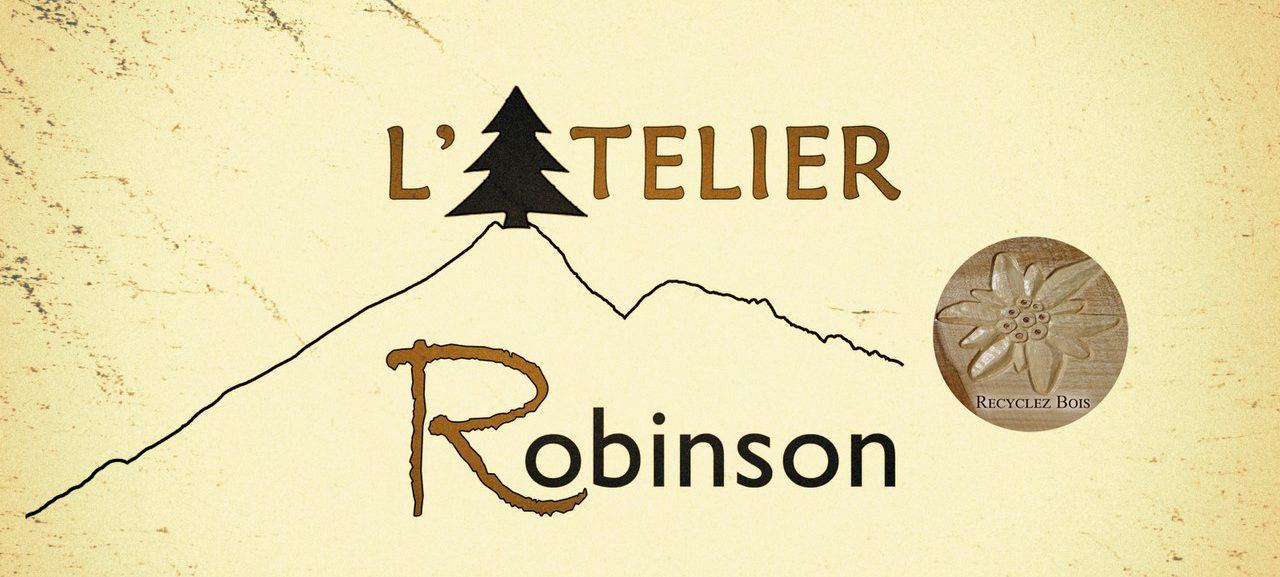 L'Atelier Robinson [Recyclez Bois]