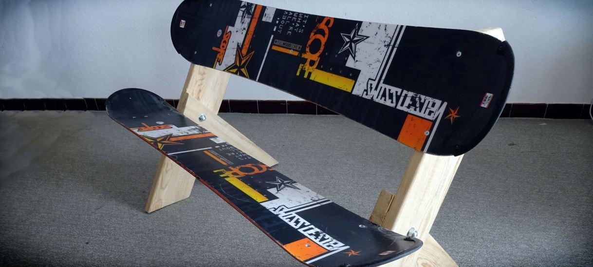 Mobilier Snowboard &Ski