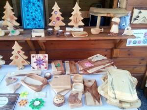 Créations en bois et papier Quilling