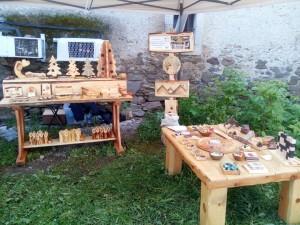 Festive Eyne 2019 créations en bois