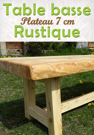 table-basse-rustique