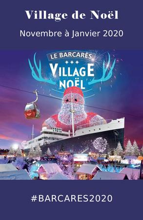 Village de Noel du Barcares 2020